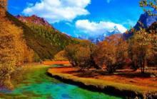 稻城亚丁最佳旅游时间|季节_几月份去稻城亚丁最好?