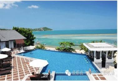 苏梅岛 超高性价比的酒店—艾尔斯连森Al's Laemson