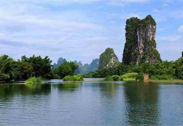 马上桂林-桂林阳朔五日游